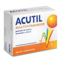 ACUTIL MULTIVIT 20CPR EFFERV