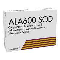 ALA600 SOD 20CPR 1020MG