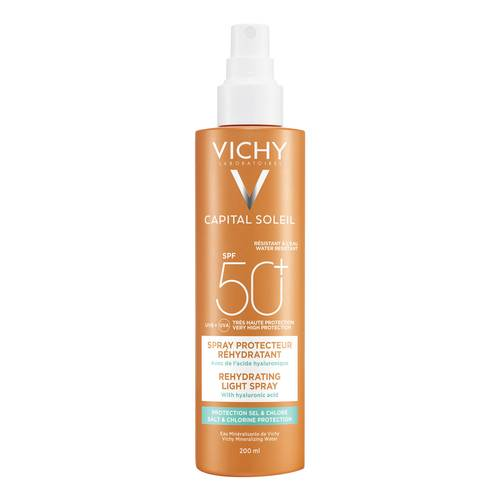 CAPITAL SOLEIL BEACH PROTECT SPRAY SPF50+ 200ml