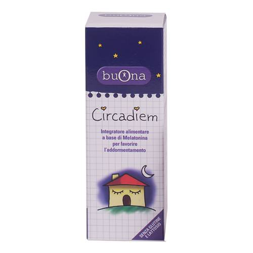 CIRCADIEM MELATONINA 20ML