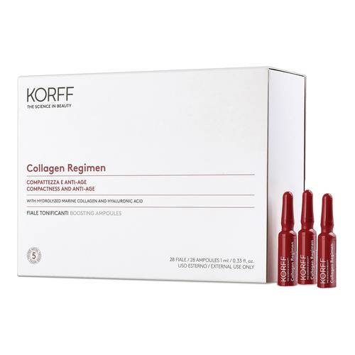 KORFF COLLAGEN REGIMEN F TONIF 28GG
